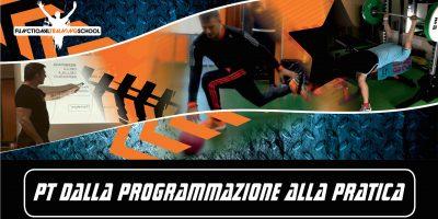 Pisa, 20-21 Novembre 2021 – Corso PT dalla Programmazione alla Pratica