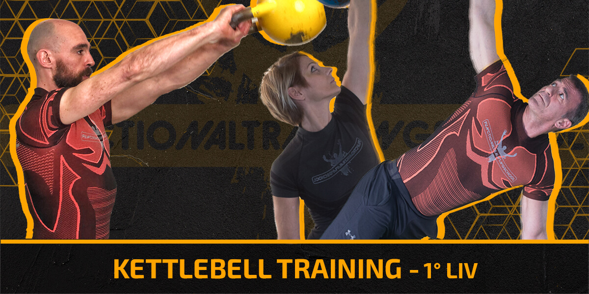 Kettlebell training 1 liv