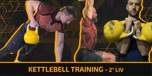 Kettlebell training 2 liv
