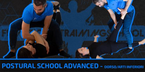 Postural School Advanced dorso arti inferiori