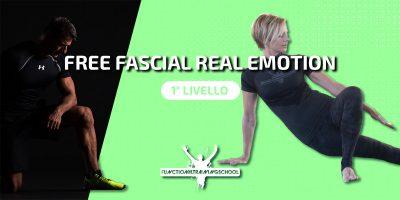 Online 26-27 Giugno 2021-Corso F.RE.E Fascial Real Emotion 1° Liv.