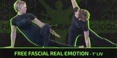 Corso Free Fascial Real Emotion 1° liv.,Firenze 26-27 settembre
