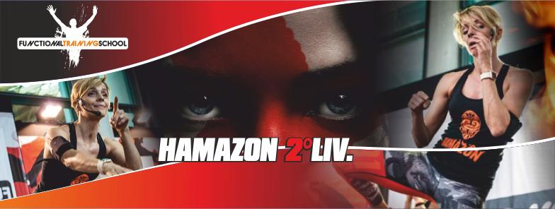 Milano, 04-05 Maggio – Hamazon 2° Livello
