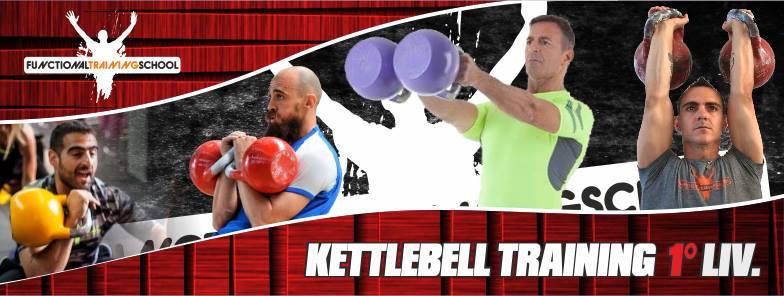 Napoli, 13-14 Luglio – Kettlebell Training 1°Livello
