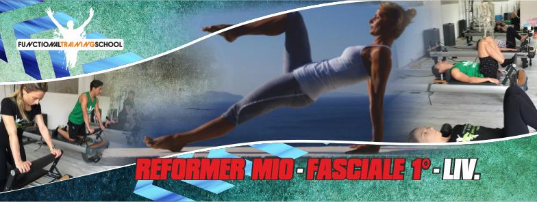 Rimini, 08-09 giugno – Reformer Mio-Fasciale 1° Livello