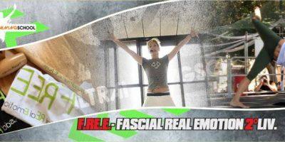 Roma, 14-15 Marzo 2020  – F.RE.E. Fascial Real Emotion – 2° Livello