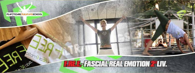 Milano, 30-31 Marzo  – F.RE.E Fascial Real Emotion 2° Livello