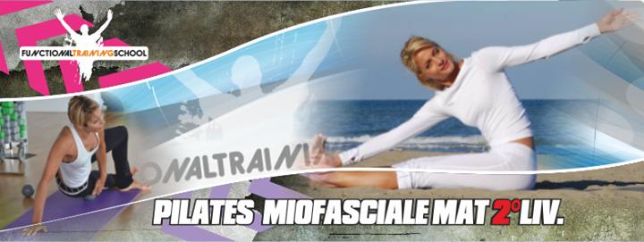 Padova, 25-26 Maggio- 2° week-end – Pilates Matwork Miofasciale 2° Livello
