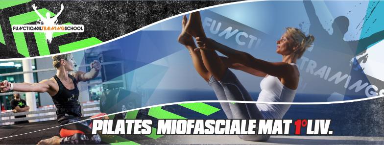 Padova, 13-14 Aprile- 1° week-end – Pilates Matwork Miofasciale 1° Livello