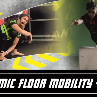 Catania, 26-27 Ottobre – Dynamic Floor Mobility -TRIBE 1°Livello