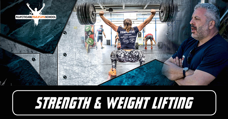 Strenght e Weight Lifting