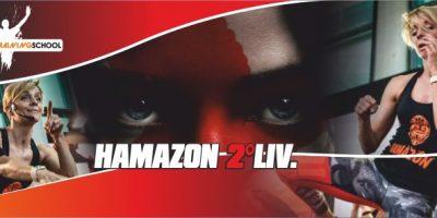 Master Online Hamazon 2° liv. – 19 luglio 2020 Ester Albini