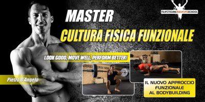 Catania 03 Luglio 2021- Master Cultura Fisica Funzionale