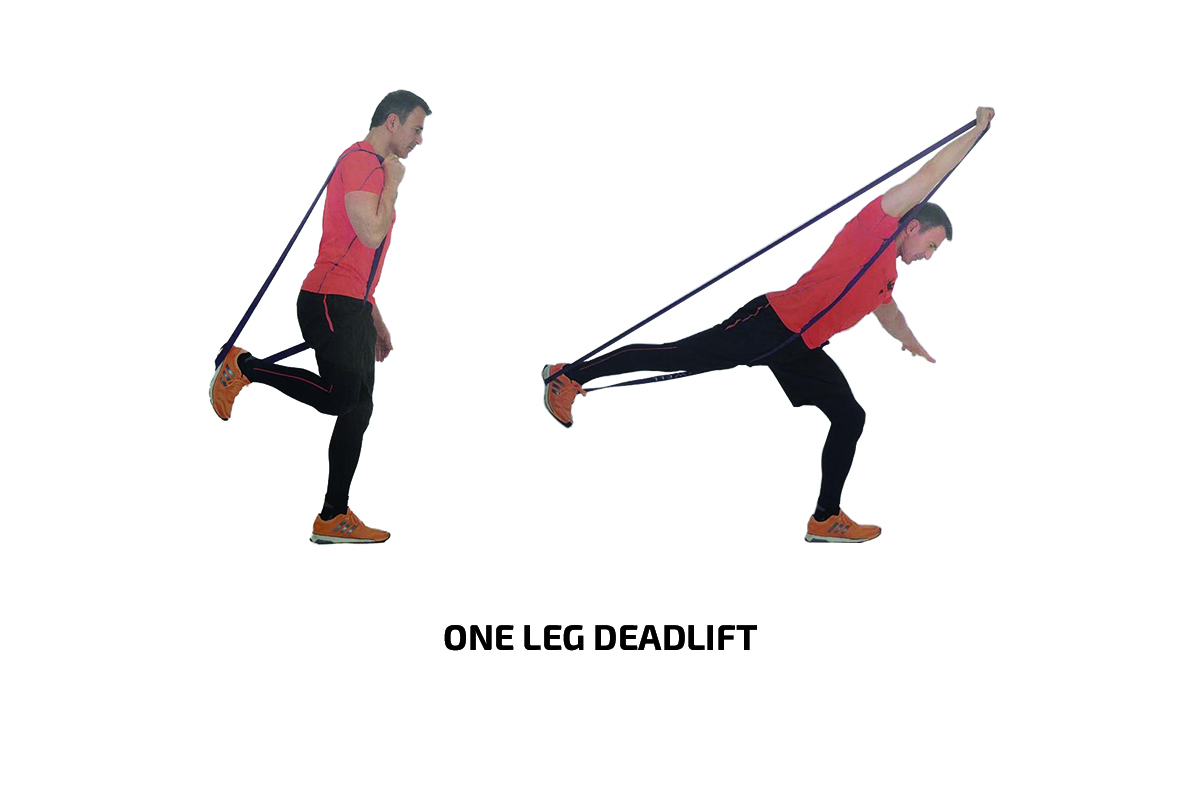 ONE LEG DEADLIFT