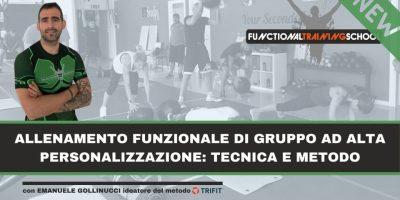 Corso Tecnico, Allenamento Funzionale di Gruppo, Cesena 14-15 novembre