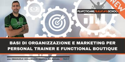 Corso Online Marketing: per Personal Training e Functional Boutique – 30/31 gennaio
