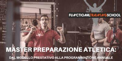 Corso Online FTSCHOOL: Master Preparazione Atletica, dal modello prestativo alla programmazione annuale – 13 Febbraio