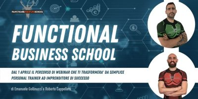 Functional Business School: percorso di 7 webinar