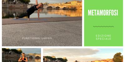 Metamorfosi Edizione Speciale- Percorso On-line 01 Maggio  2021 Master Functional Ladies