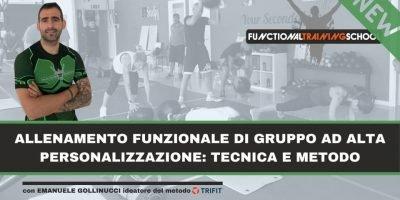 Corso Tecnico, Allenamento Funzionale di Gruppo, Cesena 26-27 Giugno 2021