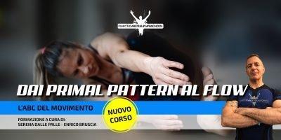 Padova 30-31 Ottobre 2021- Corso DAI PRIMAL PATTERN AL FLOW. L'ABC DEL MOVIMENTO